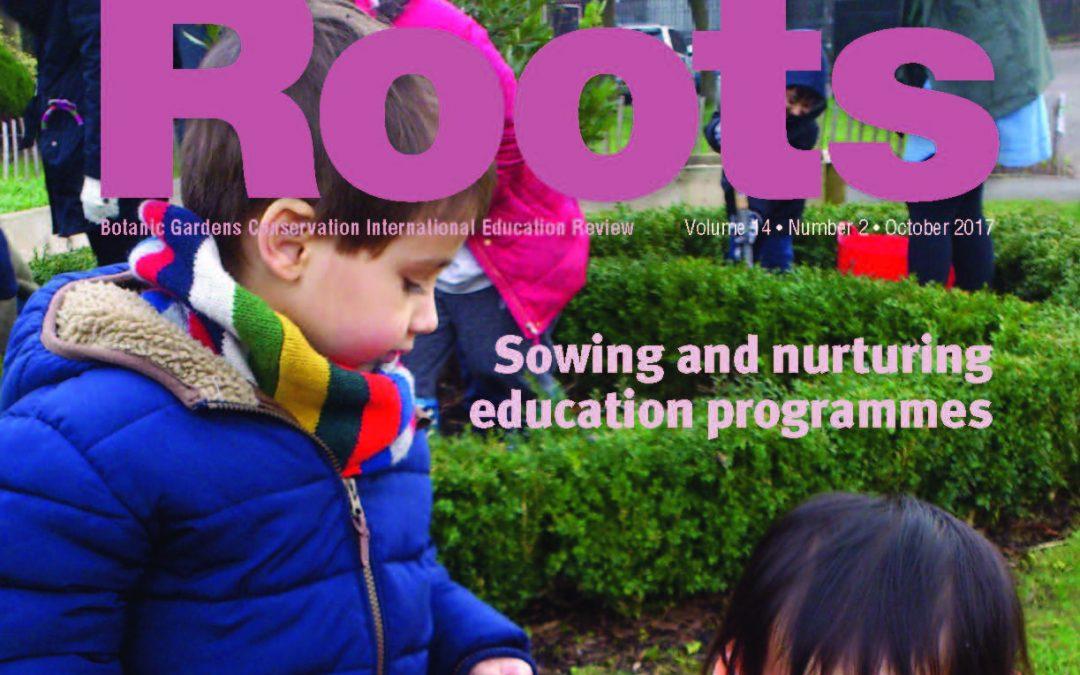 Malva Permakültür Roots Dergisinde!